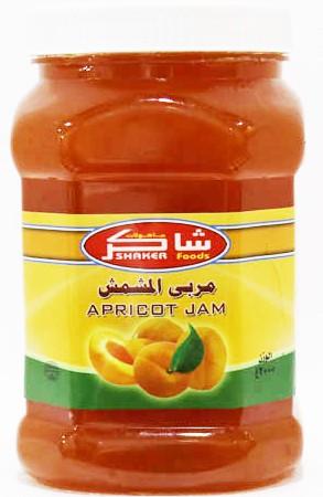 Shaker Syrian Apricot Jam 2 Kg