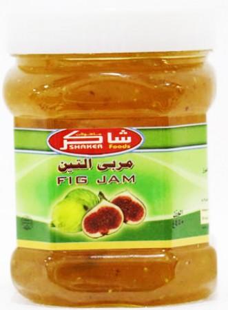 Shaker Syrian Fig Jam 450 Gm