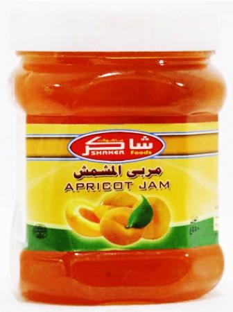 Shaker Syrian Apricot Jam 450 Gm
