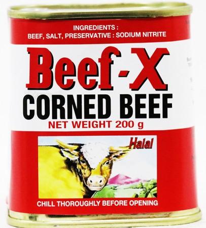 Beef - X Corned Beef  200 Gm