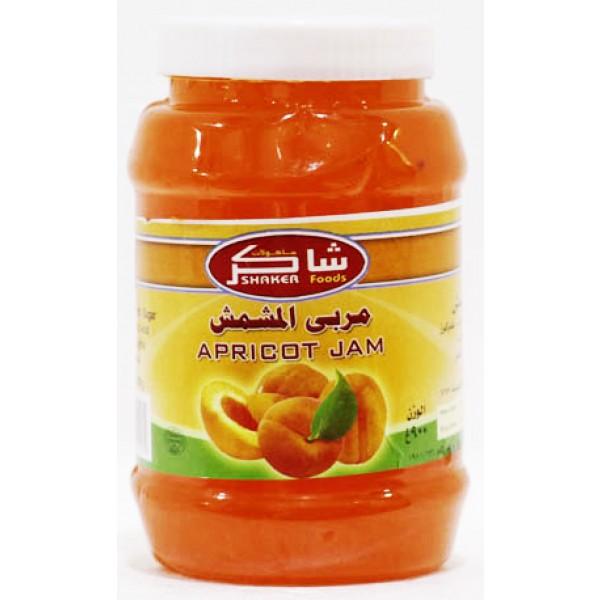 Shaker Syrian Apricot Jam 900 Gm