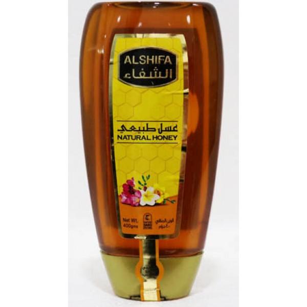 Al Shifa Natural Honey Sqeezy 400 gm