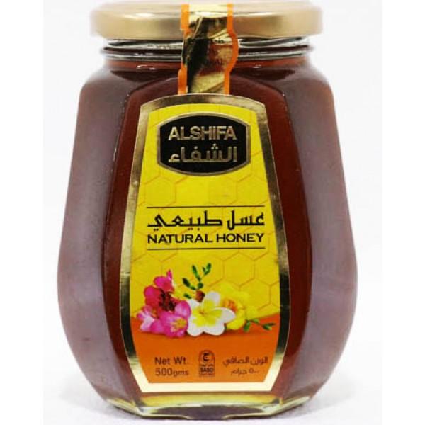AL Shifa Natural Honey 500 Gm