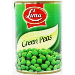 Luna Green peas 400 Gm