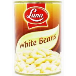 Luna White Beans 400 Gm