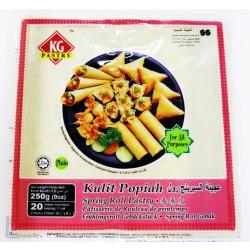 "Kawan KG Pastry Spring Roll 8.5"" (215*215) 250 Gm"