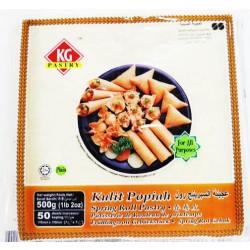 "kawan KG Pastry Spring Roll 7.5""(190 x 190) 500 gm"