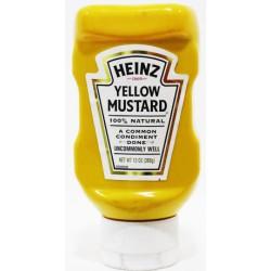 Heinz Yellow Mustard 368 Gm - 13 Oz