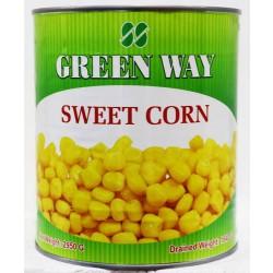 Greenway Sweet Kernel Corn In Brine 2.95 Kg