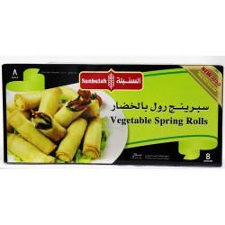 Sunbulah Vegetable Spring Roll 240 Gm