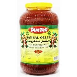Tamtad Sauce Crushed (Sambal Oelek) 5.2 Kg