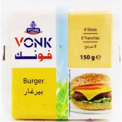 Vonk Cheese Burger Slices 150 Gm