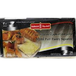 Sunbulah  Mini Puff Pasrty Squares 320 Gm