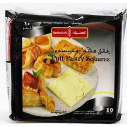 Sunbulah Puff Pastry Squares 400 Gm